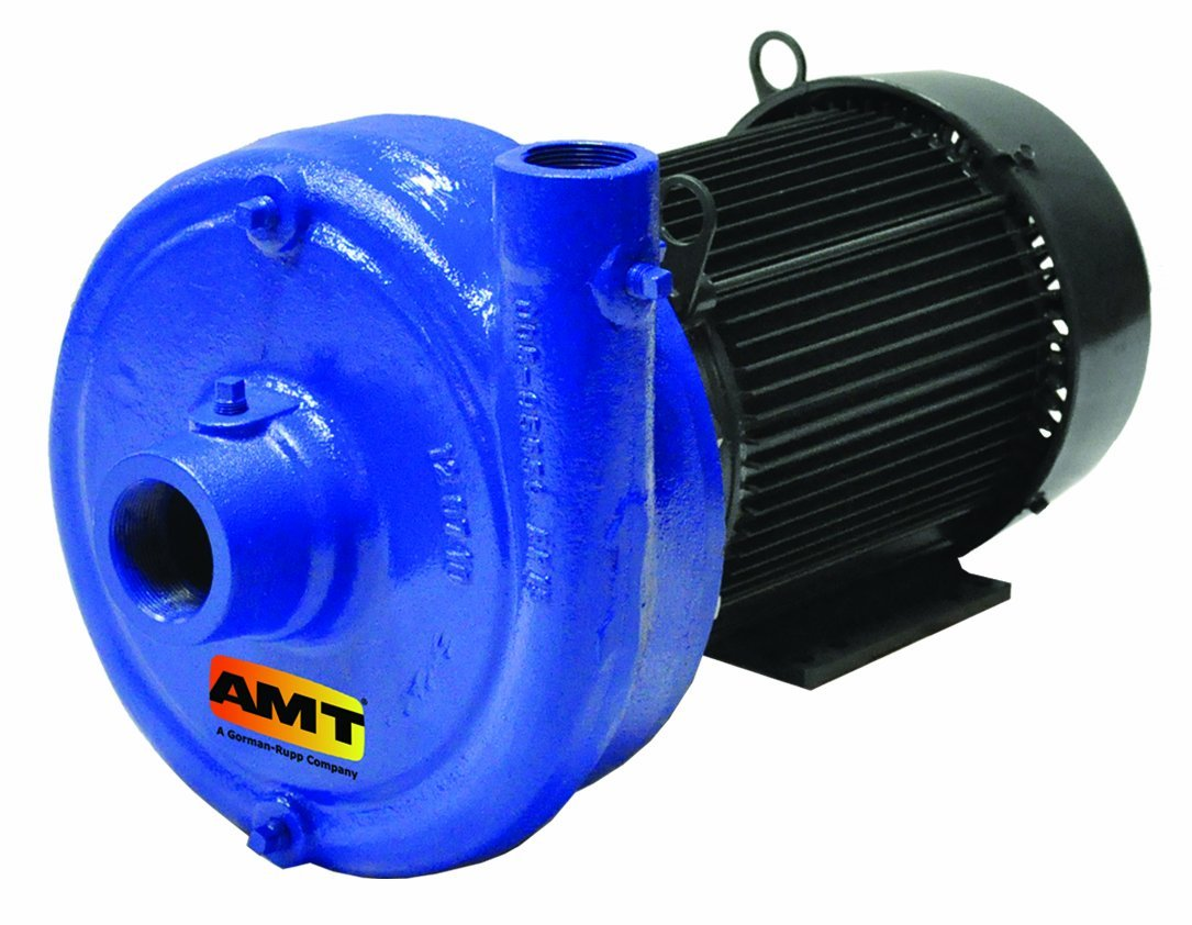 AMT Straight Centrifugal Pump - 420A-95   Absolute Water Pumps