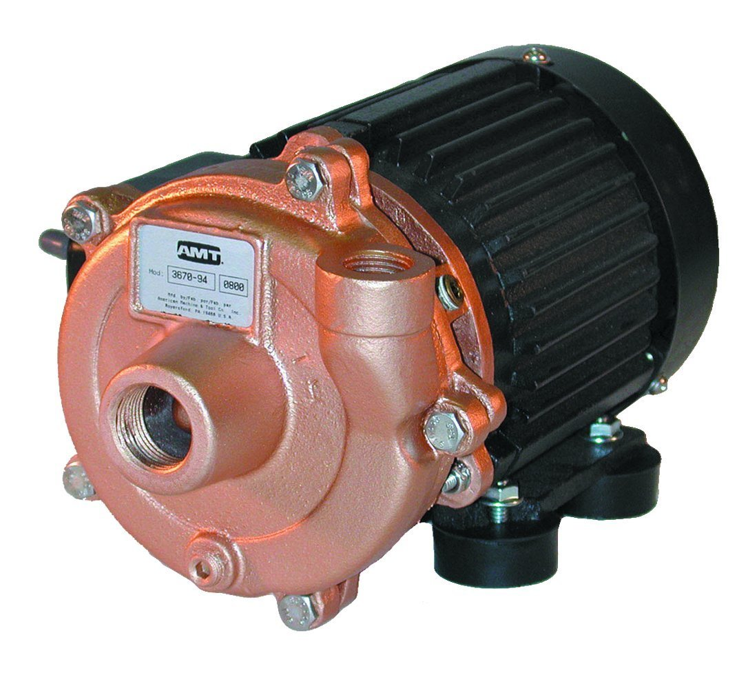 AMT Straight Centrifugal Marine Pump - 3670-97 | Absolute