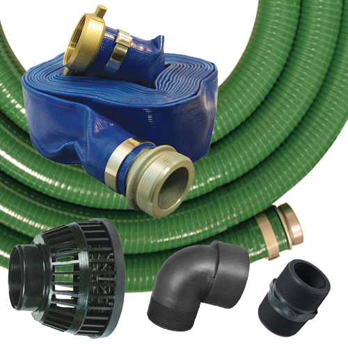 Apache Water Pump Hose Kit - 2\