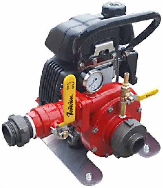 CET Fire Pumps High Pressure Pump - PFP-2HPHND-M | Absolute