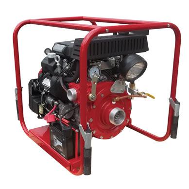CET High Pressure Fire Pump - PFP-20HP-HND-MR | Absolute