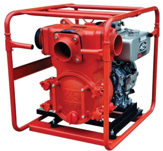 multiquip 4 diesel trash pump qp4tk absolute water pumps. Black Bedroom Furniture Sets. Home Design Ideas