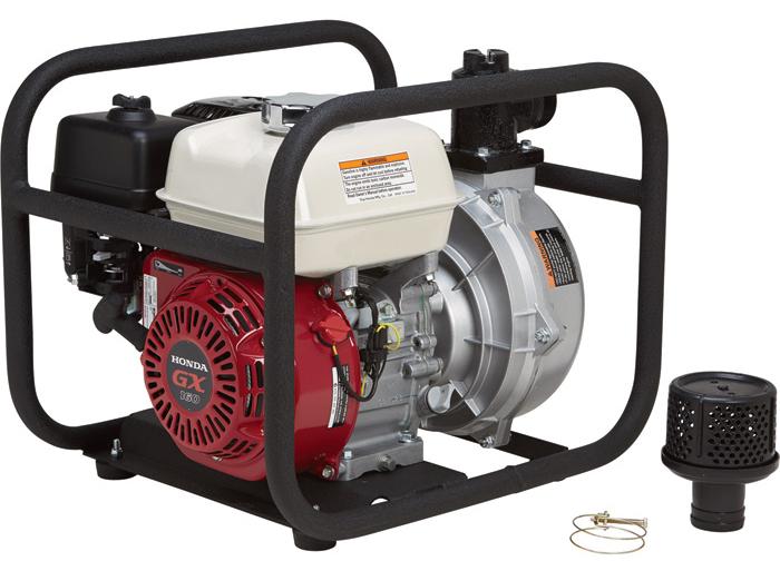 NorthStar High-Pressure Water Pump — 106470, 135 GPM, 94 Max
