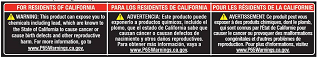Champion California Proposition 65