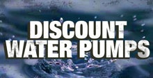 Discount Engine Driven And Electric Water Pumps