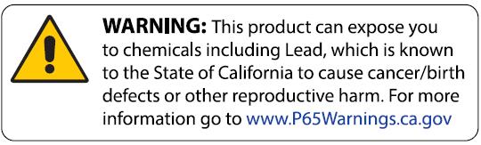 JGB California Proposition 65