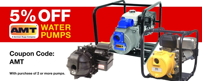 AMT Water Pump Discount