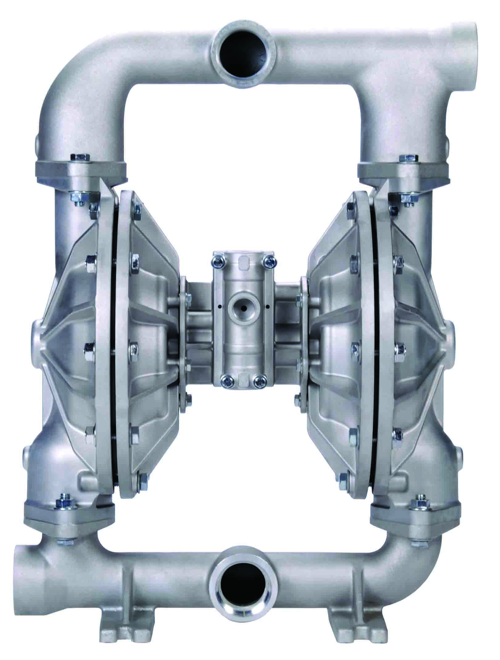 Air Operated Diaphragm Pump - Troubleshooting Guide