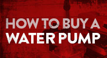 How to buy a water pump